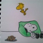 <b>Snoopy dimanche</b> <br />
